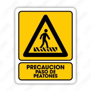 SPR 056 Señalamiento Paso de Peatones