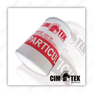 70012 Caja filtro 3/4 Cimtek 30 Micras 12 pz Cimtek