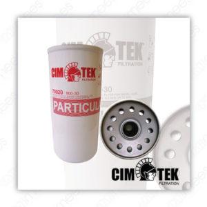 70020 Caja Filtro 1 3/4 Cim 30 Mc a Flujo 6 pza Cimtek
