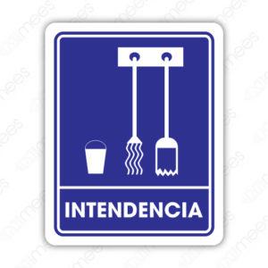 SIN 049 Señalamiento Intendencia