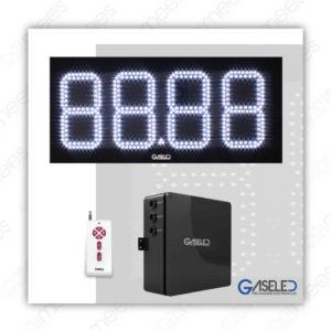 GL-K08-1P1V Kit Preciadores Electrónicos Led 8″ 1 Producto 1 Vista