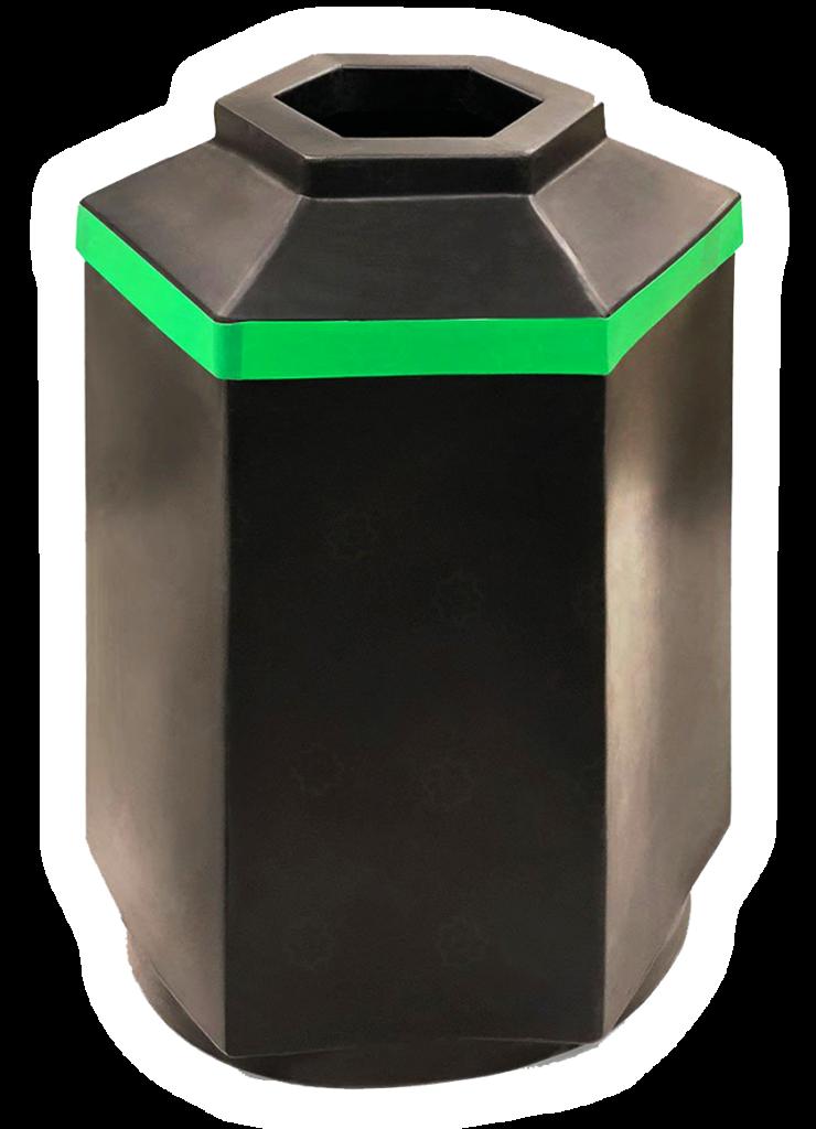 Contenedor de basura Pemex NIV.3