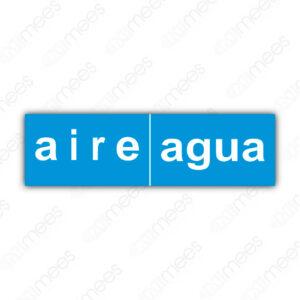 SES 035 Señalamiento Aire-Agua