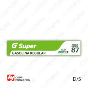 G500-CL-HONG-01 Carátula Lexan Hongyang D/S Super