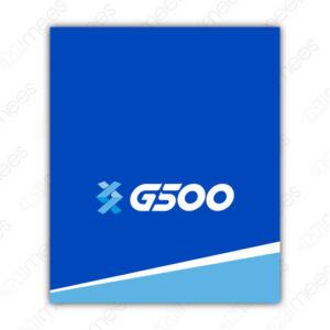 G500-REC-BH-03 Recubrimiento G500® Tapa Dispensario Bennett Horizon