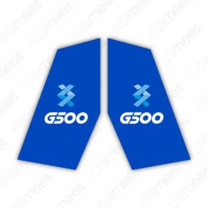 G500-SEÑ-015 Señalamiento Calcomanía Para Gabinete de Cobranza