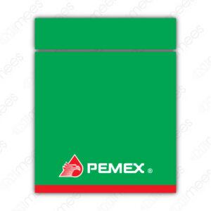 PMXT-REC-HONG3-03 Recubrimiento Pemex® Tradicional Tapa Dispensario Hongyang 3 Productos