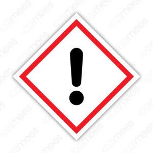 SGA 010 Señalamiento Símbolo Advertencia