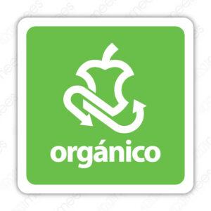 SRE 001 Señalamiento Orgánicos
