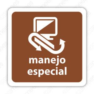 SRE 010 Señalamiento Manejo Especial