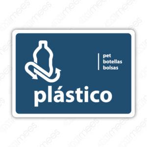 SRE 015 Señalamiento Plástico