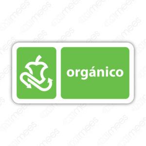 SRE 021 Señalamiento Orgánicos