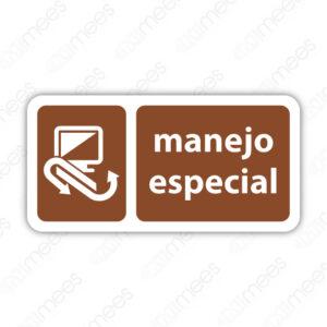 SRE 030 Señalamiento Manejo Especial