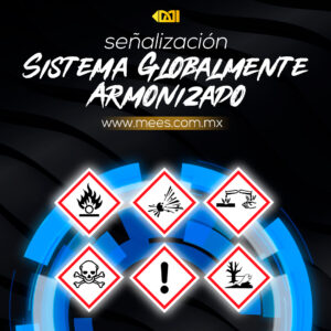 Señalización Sistema Globalmente Armonizado (SGA)